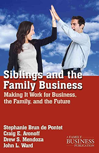 [Siblings and the Family Business: Making it Work for Business, the Family, and the Future] (By: Stephanie Brun De Pontet) [published: October, 2012]
