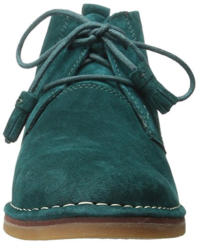 Damen Cyra Forest Puppies Stiefel Green Catelyn Hush R7a1w