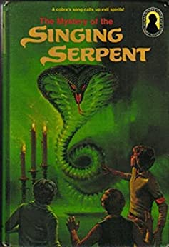 The Mystery of the Singing Serpent - M. V. Carey (The Three Investigators Book 17) (English Edition)
