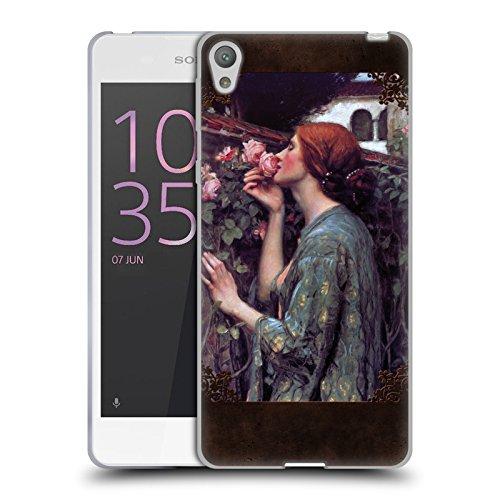 Offizielle Brigid Ashwood Wasserhaus 11 Präraffaeliten 2 Soft Gel Hülle für Sony Xperia E5