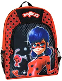 Miraculous Ladybug Rucksack Schulrucksack Schultertasche Backpack Tasche Mappe
