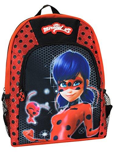 Miraculous Kinder Ladybug Rucksack (Kostüm Für Superhelden)