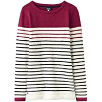 Joules Womens/Ladies Seaham Long Sleeve Soft Chenille Jumper Sweater