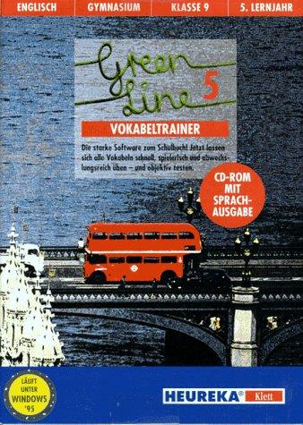 Green Line 5. Vokabeltraining. CD- ROM mit Sprachausgabe für Windows. Englisch für Gymnasium...