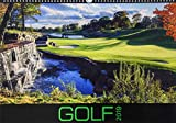 """Calendario da muro """"Golf"""" 2019 48,5x34 cm"""