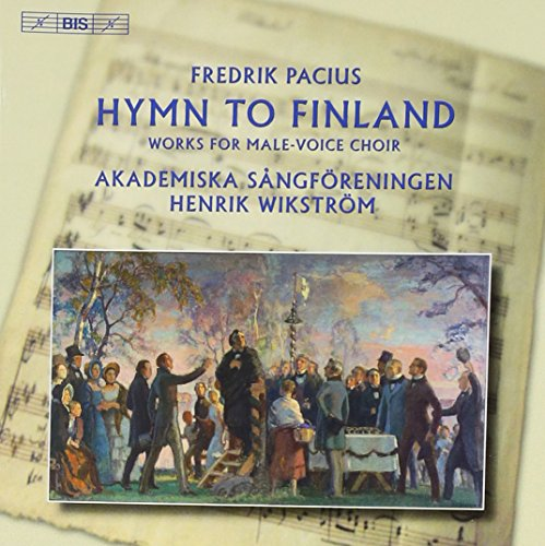 Hymn to Finland-Works for Male