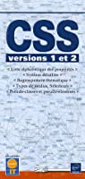 CSS : Versions 1 et 2 par ENI
