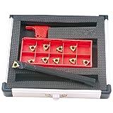 hhip indexable interne Threading Tool Halter Kits (verschiedene Schaft Größen: 3/20,3cm–3/10,2cm), 3/4