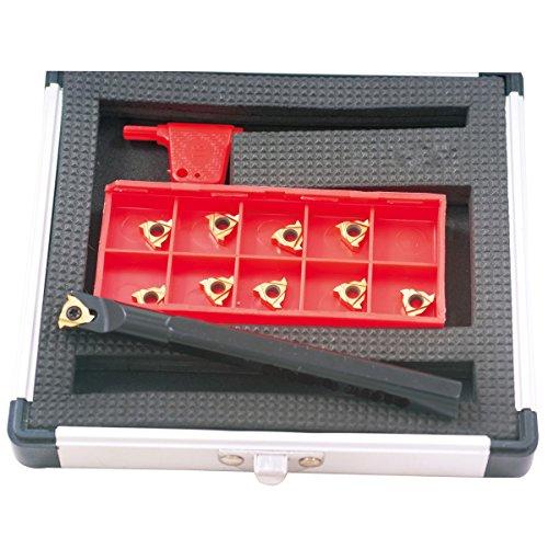 """hhip indexable interne Threading Tool Halter Kits (verschiedene Schaft Größen: 3/20,3cm–3/10,2cm), 3/4"""" Shank, 1"""