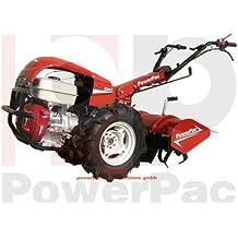 POWERPAC kam5–einachser fresado Buzón 60cm motoazada gartenfräse Motor Fresadora Honda 9PS