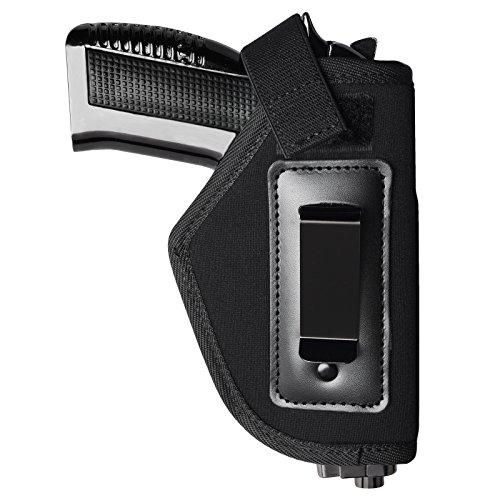 Sauer Holster Sig P238 (Innen Gürtelholster, Fullmosa IWB Pistolenholster Fits S&W, SIG SAUER, RUGER LCP, TAUSGUS, Subcompact Pistol Holster,Rechts)