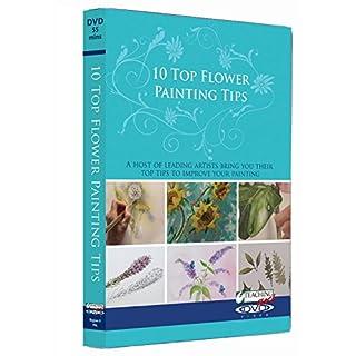 Ten Top Flower Painting Tips DVD