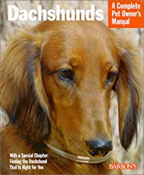 Dachshunds (Pet Owner's Manual)