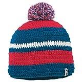 Jack Wolfskin Mütze Crochet Cap, Matisse Blue, M, 1902911-1113003