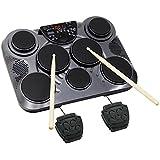 Ashton EDP450 Electronic Drum Pad, Black