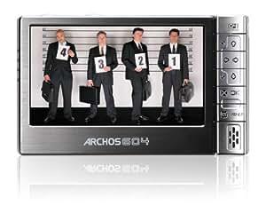archos 604 wifi baladeur multimedia 30 go reconditionn gold lecteurs mp3. Black Bedroom Furniture Sets. Home Design Ideas