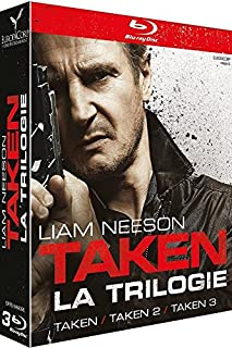 Taken 1 + 2 + 3 : L'intégrale [Blu-ray] [Import italien] (B00SJDKG86) | Amazon Products