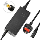 ACDoctor Laptop Power Supply AC Adapter Charger for HP Compaq Armada 110s Presario C300 C500 C700 HP Pavilion DV1000 DV2000 DV5000 Series PPP009H ACCOM-C14 ACL1056 LPAC03