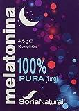Soria Natural Melatonina - 90 Comprimidos