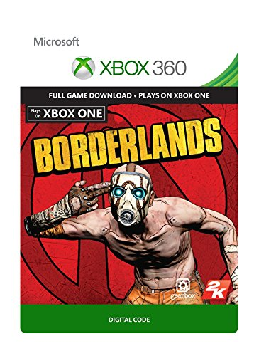 Borderlands [Vollversion] [Xbox 360/One - Download Code]