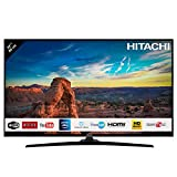 HITACHI 32HE2000 Téléviseur LED 32' 80,01cm HD / Smart TV: Netflix, Youtube, Prime / Wifi / 2 HDMI / USB