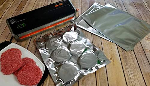 SteelPak Vakuumbeutel, 27,9 x 35,6 cm, kompatibel