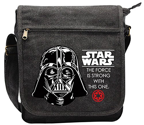 "Abystyle - Borsa A Tracolla Star Wars ""Vador""- 3760116326957"