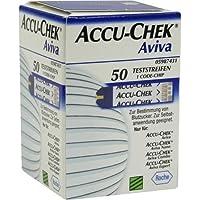 ACCU CHEK Aviva Teststreifen Plasma II 50 St Teststreifen preisvergleich bei billige-tabletten.eu