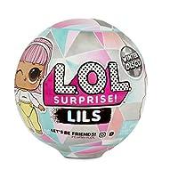L.O.L. Surprise - Lil Sisters and Lil Pets Winter Disco Asst, Multi-Colour - 559672
