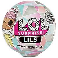L.O.L. Surprise! L.O.L 560319 Lils Winter Disco Series avec 5 Surprises (Le Style Peut Varier)