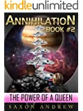 The Power of a Queen (Annihilation series Book 2)