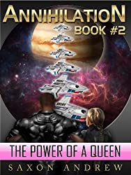 The Power of a Queen (Annihilation series Book 2) (English Edition)
