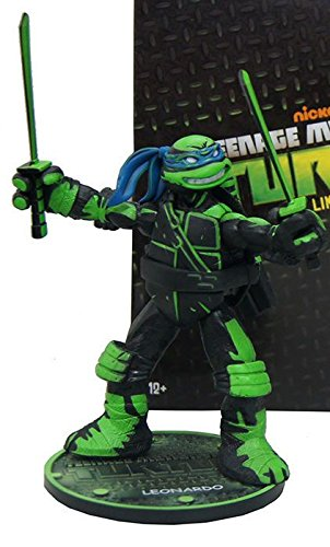 Teenage Mutant Ninja Turtles Limited Edition Night Shadow Leonardo - SDCC (Ninja Teenage Turtles Katana Leonardos Mutant)