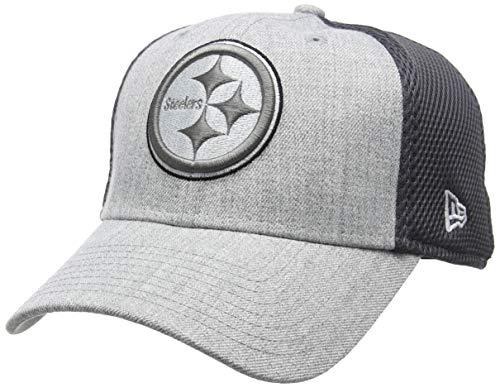 New Era Heathered Neo Pop Pitste 2 HGR Cap, Grey, SM -