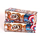 Product Image of A&W Root Beer 12 FL OZ (355 ml) Cans (Pack of 24)