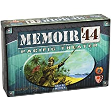 Asmodee Days of Wonder 200328 Memoire '44 Pazific Theater - Juego de rol (contenido en alemán)