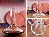 Amour Wine Puntos vertedor decantadores de Vino Vino Jarra de Vino de Vidrio