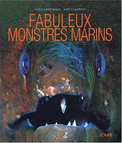 Fabuleux monstres sous-marins