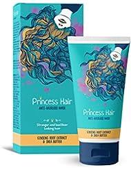 Hendels Garden Princess Haarmaske, zerbrechliches Haar, für glänzendes Haar, Anti-Haarausfall