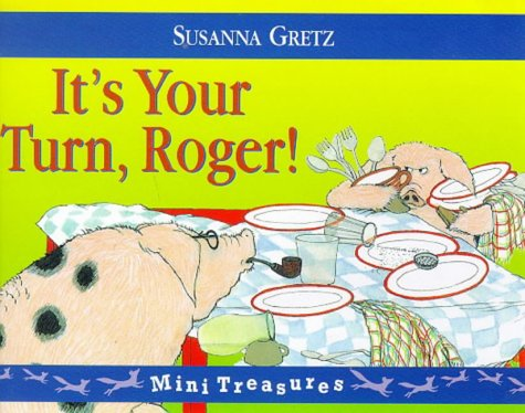It's your turn, Roger!