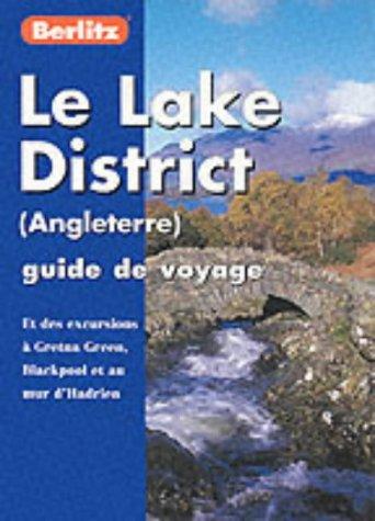 Région des lacs anglais