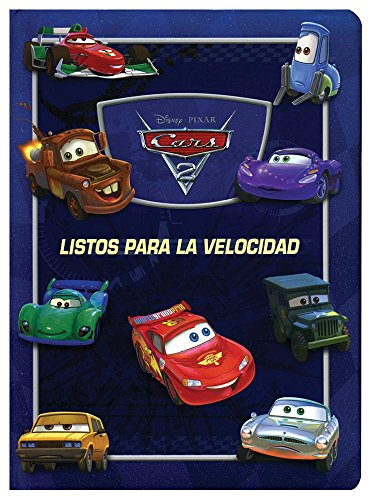 Listos para la velocidad/Ready for Speed (Cuentos Para Todo Momento: Cars 2/Anytime Stories: Cars 2) por Valerie Mcleod