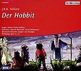 Der Hobbit. Audiobook. 4 CDs - John R. R. Tolkien
