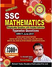 SSC Mathematics 7300+ Objective Questions (English)