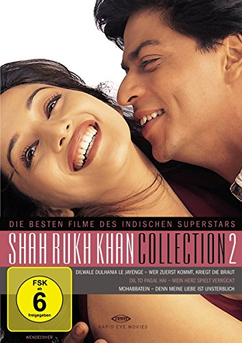 Shahrukh Khan Collection 2 [3 DVDs]