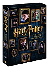 Idea Regalo - Harry Potter - Collezione Completa (SE) (8 DVD)