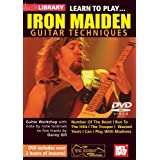 Learn to Play Iron Maiden Guitar Techniques