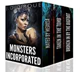 Monsters Incorporated (Paranormal Horror Monster Erotica Bundle)