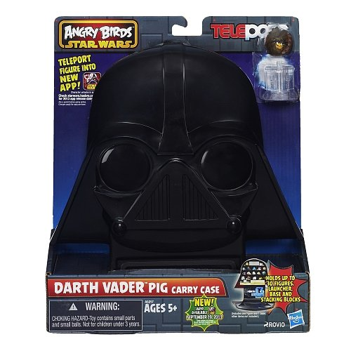 Angry Birds - Star Wars - Caja Telepods Darth Vader