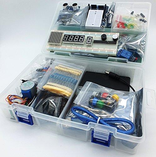 Mega 2560 Starter Kit Ultra 100% Compatible Arduino